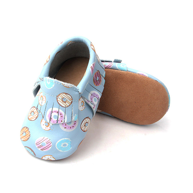 Baby Toddler Shoes Soft Leather