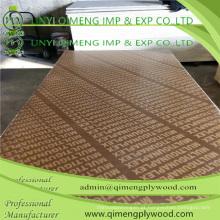 Waterproof uma madeira compensada marinha quente da imprensa 12mm do tempo de Linyi
