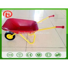 WB0101 Matel Tablett Schubkarre Spielzeug für Kinder Kind Schubkarre