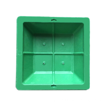 700X700 SMC Komposit Square Lawn Well