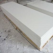 Kingkonree 12mm de espessura de acrílico superfície sólida folhas de mármore falso