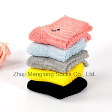 Spezielle Terry Kind Baumwolle Socken Kissen außerhalb ohne Fadenschlinge innen gut für die Füße