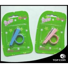 Baby Nagelknipser, schöne Baby Nagelknipser, rosa Ring Sicherheitsnagelknipser