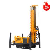 Hydraulic DTH hammer drilling rig Crawler Diesel Mining Drill Rig For Sale