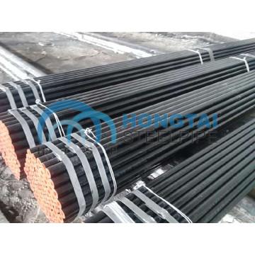 Line Pipe ASTM A106 Tubo de acero sin soldadura laminado en caliente
