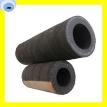 Manguera de goma de alta calidad para arena-biastar y eliminar el óxido en la superficie de las piezas de metal