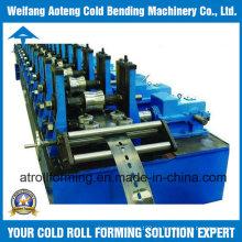 Línea de máquina formadora de rollo de bastidor solar