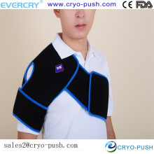 freezer chill ice pack for shoulder patch for cold therapy