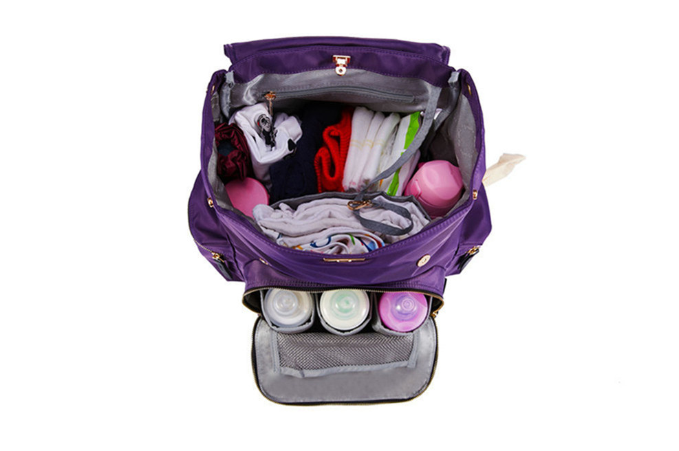 Non Traditional Diaper Bags