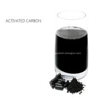 Ingredientes farmacéuticos activos de carbón activado en polvo