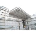 Maßgeschneiderte Aluminiumschalung für Betonmauern