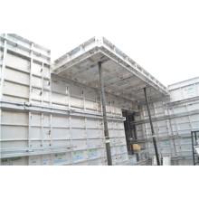 Sistema de Encofrado de Columna de Aleación de Aluminio