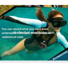 IShare S200 HD cámara de deporte 1080P submarino videocámara IP casco de deporte DV mini cámara submarina de buceo