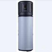 La maison 3kW de rendement élevé a employé tout dans une pompe à chaleur de convertisseur d'air-à-eau de conception