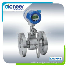 Krohne OPTISWIRL4070C Vortex flow meter