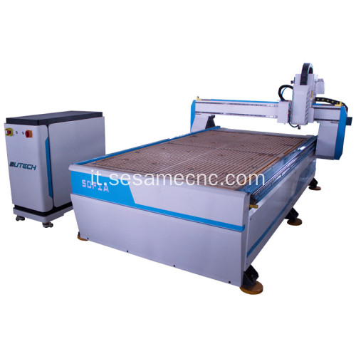 Oscillating Knife Cutting CNC Router for Foam