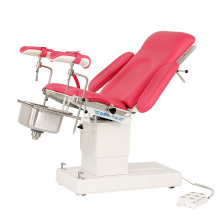 Multi-purpose electric type operating table for gynecology and obstetrics