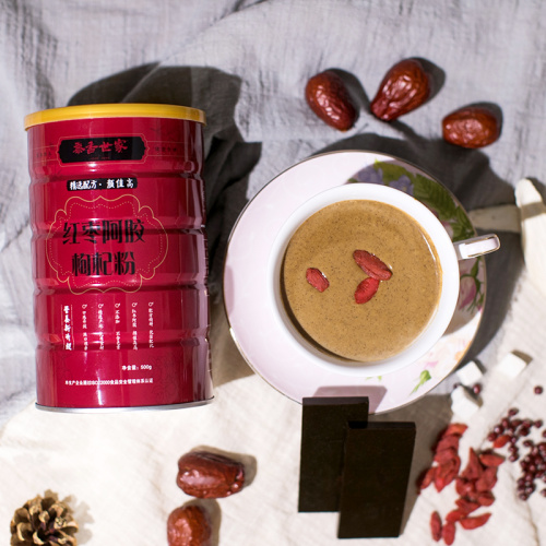 Hot sale Chinese date ejiao and medlar powder
