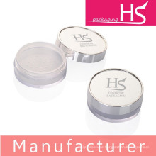 Delicate face loose powder packaging