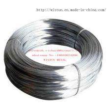 Fio de metal galvanizado na China fábrica de manufatura