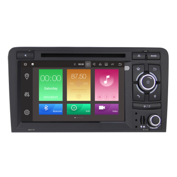 Android autoradio dla Audi A3 Multimedia