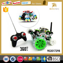 8 Function 360 rotate remote control car with light