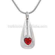 high quality stainless steel pendants ashes urn pendants Pets Memorial Pendant