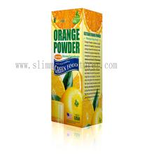 Best Share weight loss Orange Fruit Powder
