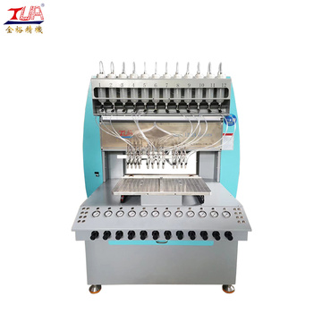 Logo Jenama Custom Custom Souvenir Rubber Making Machine