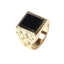 Key Ring ,Men's Ring ,GemStone Man Rings
