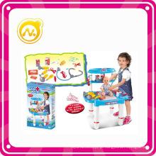 Brinquedo de venda de brinquedo de plástico Instrução Instrumento Toy Set