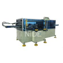 Machine de formage et de façonnage de bobines de stator lourd à grande dimension