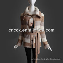 13STC5517 top ladies sweater wholesale wool cashmere cardigan