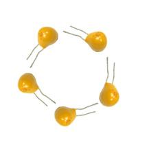 Горячая Продажа Желтый Радиальный Конденсатор-2 Тантал
