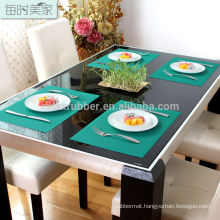 table protection mat, table plate mat, dining table mat