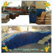 cheap and good quality no dust broom machine