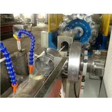 Волокно PVC усилило чистый шланг делая машину