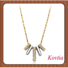 Thick gold chain stylish necklace accessories for women 14k gold jewelry wholesale