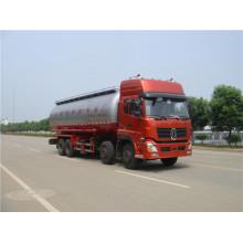 Polvo a granel seco del polvo del camión del polvo del cemento de Dongfeng 8 * 4