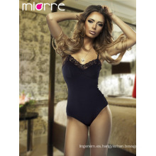 MIORRE MODAL SLEEVELESS MUJER BODYSUIT CON SNAP