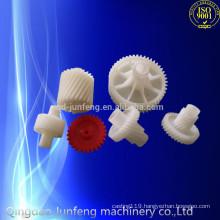 Custom plastic gear, nylon plastic sprockets gear, plastic wheel gear