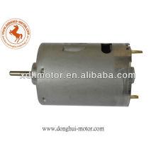 motores elétricos da CC 9 volts, motor da CC 9v para a bomba de água