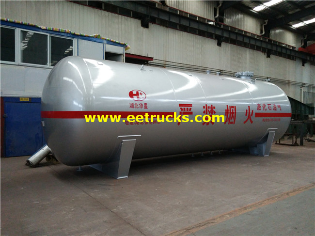 25000L 13ton Aboveground LPG Storage Tanks