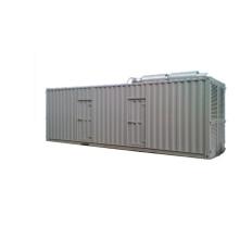1000kw Super Quiet Canopy Silent Diesel Soundproof Generator Set