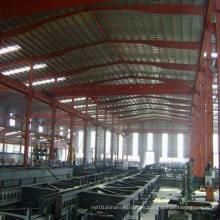 Taller de estructura de acero ligero de gran tamaño (SS-42)