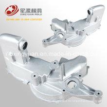 China de exportación de alta calidad finamente procesado de aluminio duradero de automóviles Die Casting-Tramsmission componente