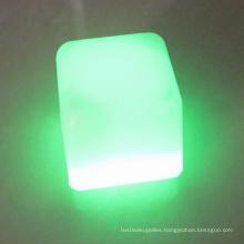 ice flashing cube