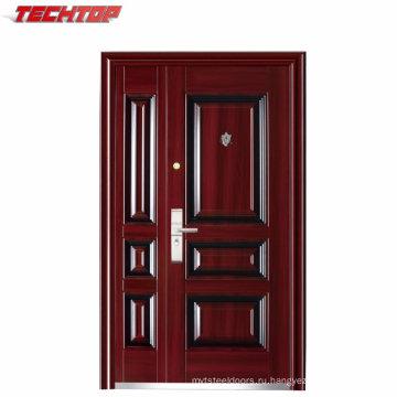 ТПС-072sm безопасности безопасный Кузов стальная входная дверь фабрики Китая