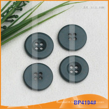 Polyester button/Plastic button/Resin Shirt button for Coat BP4194