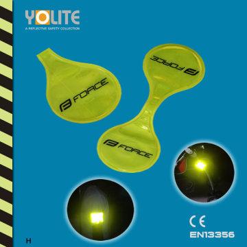 CE En13356 Светоотражающий магнитный зажим